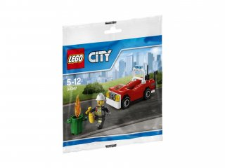 LEGO City 30347 Fire Car
