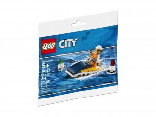 LEGO City Race Boat 30363