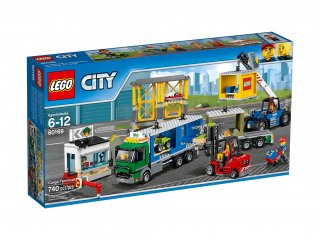 LEGO City Terminal towarowy
