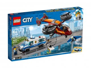 LEGO 60209 City Rabunek diamentów