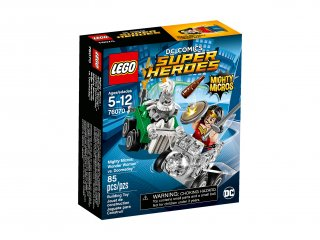LEGO 76070 DC Comics™ Super Heroes Wonder Woman™ kontra Doomsday™