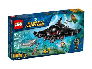LEGO DC Comics™ Super Heroes 76095 Aquaman™: Atak Black Manty