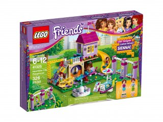 LEGO Friends Plac zabaw w  Heartlake