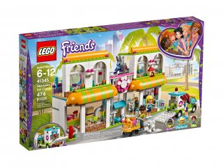 LEGO Friends Centrum zoologiczne w Heartlake