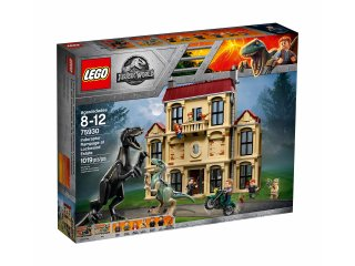 LEGO 75930 Jurassic World™ Atak indoraptora