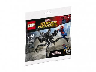 LEGO 30448 Marvel Super Heroes Spider-Man vs. The Venom Symbiote