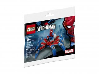 LEGO Marvel Super Heroes 30451 Spider-Man's Mini Spider Crawler