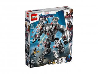 LEGO 76124 Marvel Super Heroes Pogromca War Machine