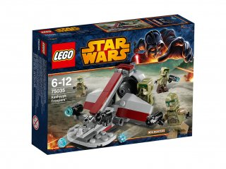 LEGO Star Wars™ Kashyyyk Troopers™ 75035