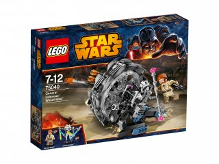 LEGO Star Wars™ General Grievous' Wheel Bike™