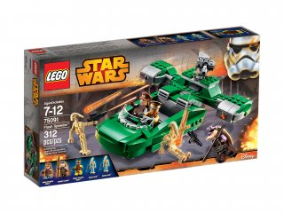 LEGO 75091 Star Wars™ Śmigacz Flash