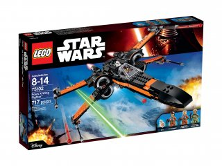 LEGO Star Wars™ X-Wing Fighter™ Poe'a