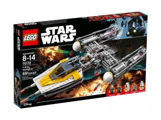 LEGO Star Wars™ 75172 Y-Wing Starfighter™