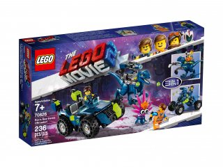 LEGO THE LEGO® MOVIE 2™ Terenówka Rexa 70826