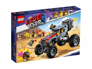 LEGO THE LEGO® MOVIE 2™ 70829 Łazik Emmeta i Lucy