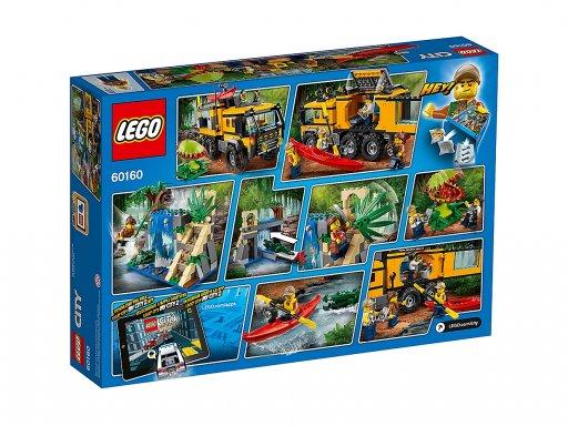 Opakowanie klocków Lego City Mobilne laboratorium