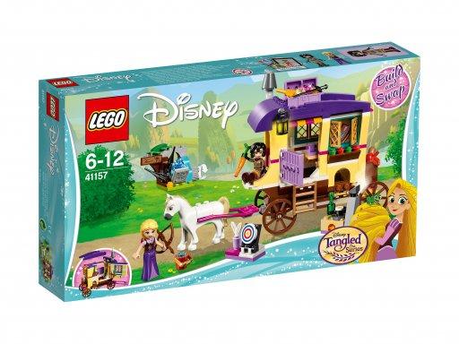 Opakowanie klocków Lego Disney™ 41157 Karawana podróżna Roszpunki
