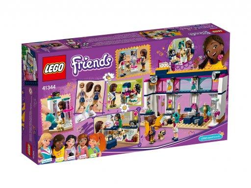 Opakowanie zestawu klocków Lego Friends 41344 Sklep z akcesoriami Andrei