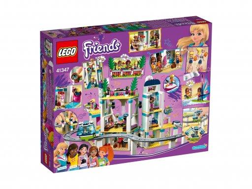 Opakowanie klocków Lego Friends Kurort w Heartlake