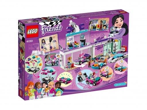 Opakowanie zestawu Lego Friends 41351 Kreatywny warsztat