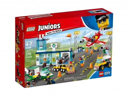 Opakowanie klocków Lego 10764 Lotnisko