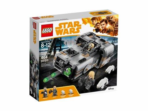 Opakowanie zestawu klocków Lego 75210 Star Wars™ Śmigacz Molocha™