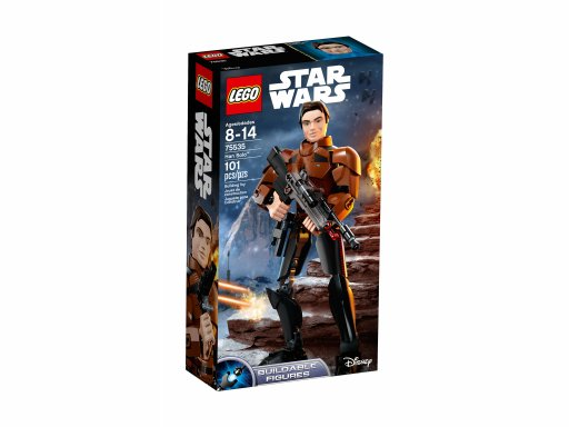 Opakowanie zestawu Lego Star Wars™ Han Solo™ 75535