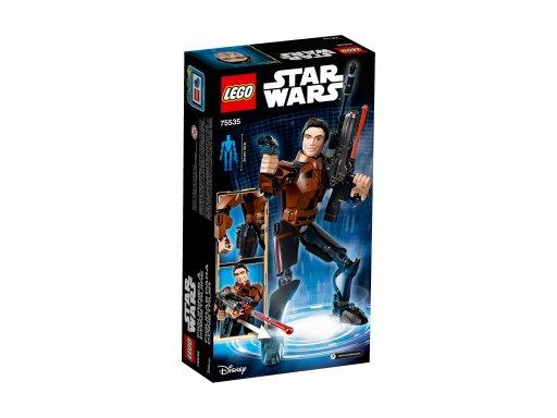 Opakowanie zestawu klocków Lego 75535 Han Solo™