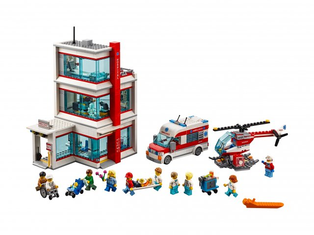 Lego City Szpital