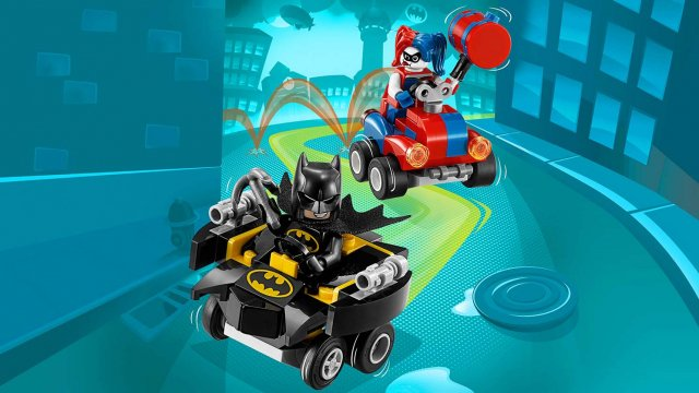 LEGO 76092 DC Comics™ Super Heroes Batman™ vs. Harley Quinn™