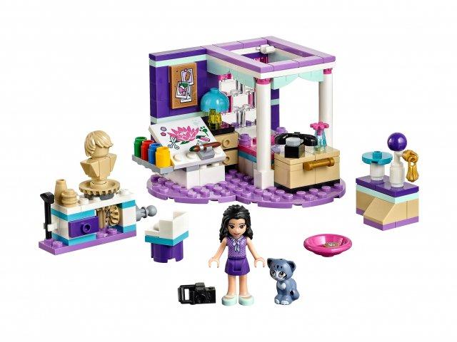 Lego 41342 Sypialnia Emmy