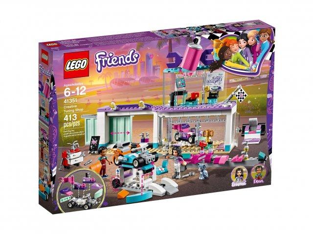 Lego Friends Kreatywny warsztat