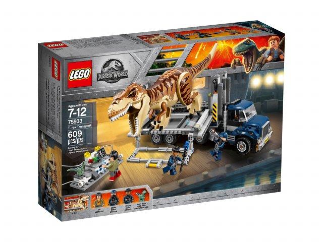 Lego 75933 Jurassic World™ Transport tyranozaura