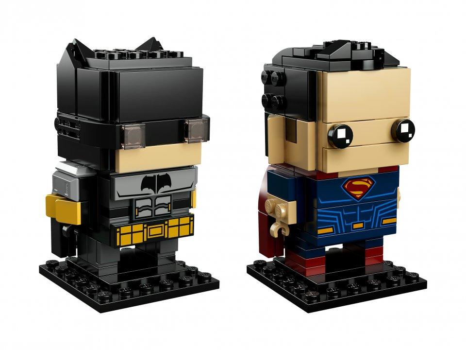 Lego BrickHeadz Batman™ i Superman™ 41610