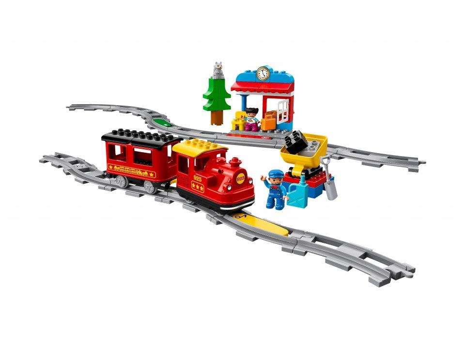 Lego Duplo® 10874 Pociąg parowy