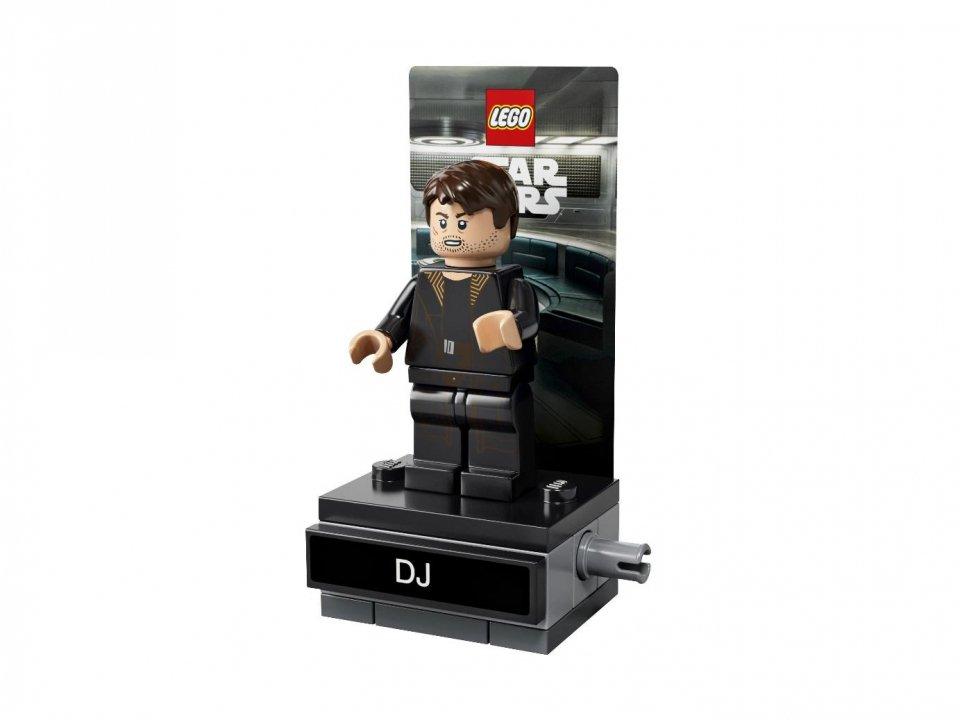 Lego Star Wars™ 40298 Minifigurka DJ-a